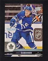 2017-18 17-18 UD Upper Deck Series 2 Base #420 Jake Gardiner