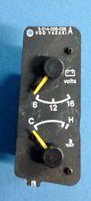 Honda Passport / Isuzu Rodeo Dash Gauge - Temperature & Voltage - TESTED - OEM