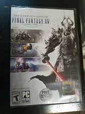 Final Fantasy Xiv Online: Complete Edition (Pc, 2017) Brand New Sealed (Teen)