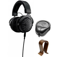 BeyerDynamic DT 1990 PRO 250 Ohm Open Studio Headphones 710490 w/ Stand Bundle