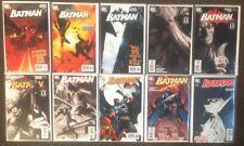 Batman #645,646,648,651,652,653,654,657,658,659 2005 DC Comics Winick Lot Nm
