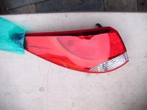 hyundai i35 2010-16 rear light pass left hand side brand new genuine 924012y000