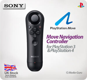 PlayStation 3: PS3 Move Navigation Controller (in Great Condition)