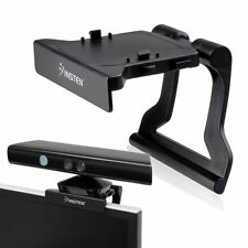 TV Clip Mount Stand Holder Dock Cradle for Microsoft Xbox 360 Kinect Sensor New