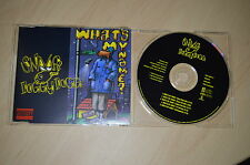 Snoop doggy Dogg - What's my name?. 5 track. CD-Maxi (CP1706)