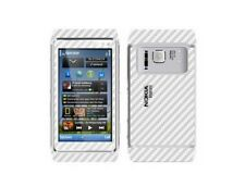 Skinomi Carbon Fiber Full Body + Screen Protector Film for Nokia N8