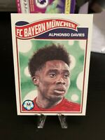 2020 Topps Living Set Alphonso Davies Rookie Card Limited To 3217! Rated Rookie