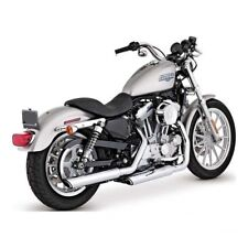 SILENCIEUX VANCE & HINES TWIN SLASH CHROME HARLEY DAVIDSON SPORTSTER 2014-2016