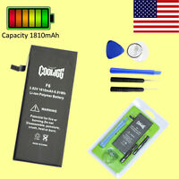 """Replacement 1810mAh Li-Ion Battery w/ Flex Cable For Apple iPhone 6 4.7"""" + Tools"""