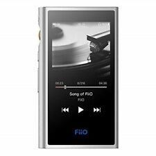 FiiO M9 Portable High-Resolution Lossless Wireless Music Player Bluetooth Silver