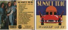 SUNSET TRIO - WORKIN' ON IT (CD)