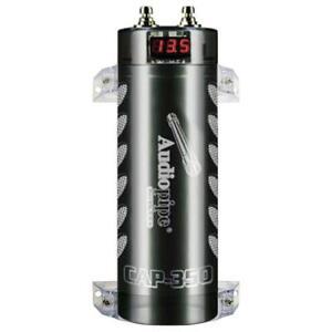Audiopipe ACAP3500 3.5 Farad Car Power Capacitor