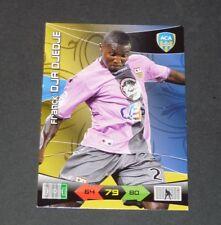 DJA DJEDJE ARLES AVIGNON ACA FOOTBALL ADRENALYN CARD PANINI 2010-2011