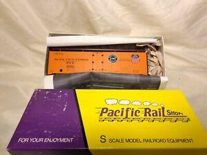 Pacific Rail Shops No.2312.2 Steel Ice Reefer PFE #47673 R-40-23  / S Gauge /