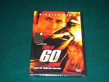Fuori in 60 secondi DVD Regia di Dominic Sena