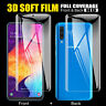 For Samsung Galaxy S8/S9 Plus Case Friendly Full Screen Protector Film+TPU Cover