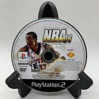 NBA 06 Featuring the Life Vol. 1 PS2 Disc Only Tested Sony PlayStation 2 Ps2