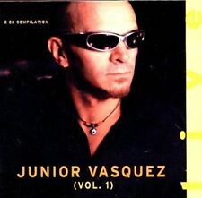 Junior Vasquez / Live Vol.1 - 2CD