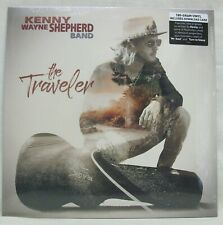 "NEW & Sealed Kenny Wayne Shepherd ""Traveler"" LP 180-Gram Vinyl Record (CRE00974)"
