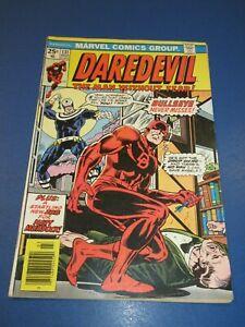 Daredevil #131 Bronze age 1st Bullseye Key Fine Wow