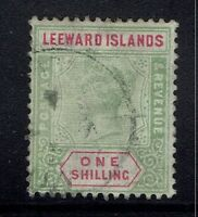 Leeward Islands SG# 7 - Used - Lot 032116