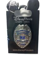 "Disney World Security Officer Badge 1971 Pin ""VERY RARE"" NEW SEALED"