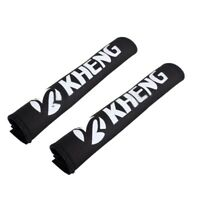 2x Bike chains Anti-theft Frame protection Chainstay protector Neoprene MTB V8L2