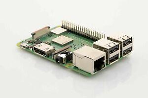 Raspberry PI 3 B+ B PLUS 64 Bit Quad Core 1GB WIFI Motherboard Computer NEW 2019