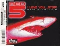 Red 5 (DJ) I love you..stop! (Remix-Edition; #zyx/dst1515r) [Maxi-CD]