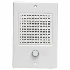 M&S Systems Ds3B Door Speaker Bell Button - White