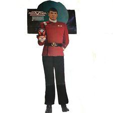 1989 Star Trek Spock Frontier STANDEE Promo Standup Cardboard Cut Out Vintage