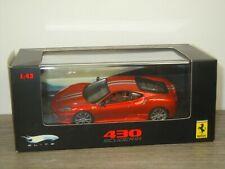 Ferrari 430 Scuderia Coupe - Hotwheels Elite 1:43 in Box *46806