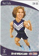 Teamcoach AFL 2020 Star Wildcard SW-06 - Nat Fyfe (Fremantle)