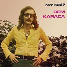 TURKISH PSYCH PROG LP  CEM KARACA - NEM KALDIM - G/F S/S Baris Manco Erkin Koray