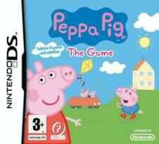 Peppa Pig: The Game (Nintendo DS), Very Good Nintendo DS Video Games
