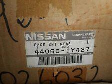Nissan PATROL GQ GU UTE CAB CHASSIS REAR BRAKE SHOES GENUINE SET / 4 SAVE$$$