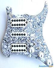 Battipenna Stratocaster Heavy Rock - HSH Precablato Pickup Invader