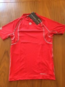 mens SKINS carbonyte baselayer top size L