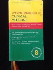 Oxford Handbook of Clinical Medicine - 8th Edition Longmore, Wilkinson, Davidson