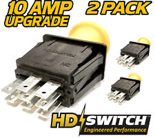 (2 Pk) Toro - Exmark  114-0279  Clutch PTO Switch  - 10AMP UPGRADE -  FAST SHIP!