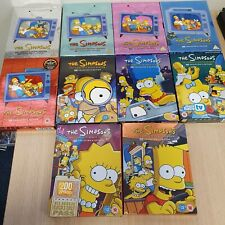 The Simpsons  SEASON 1, 2, 3, 4, 5, 6, 7 8, 9,  & 10  DVD