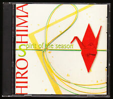 HIROSHIMA - SPIRIT OF THE SEASON - 11 CHRISTMAS TRACKS (2004) - CD ALBUM, NEW