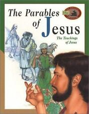 The Parables of Jesus (Awesome Adventure Bible Stories)