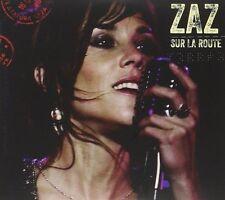 CD + DVD Set Sur La Route - ZAZ Sealed ! New !