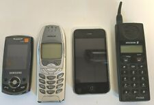 Mobile phones job lot of four phones (OurcodeRP)