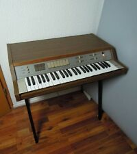 VINTAGE PHILIPS PHILICORDA GM 754 PORTABLE COMBO ANALOGUE HOME ORGAN ROCK MUSIC