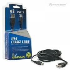 PS3 Control USB charge cable 10 feet long Brand New Free Shipping