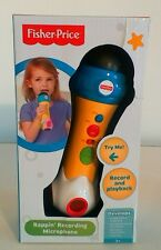 Fisher-Price Rappin' Recording Microphone
