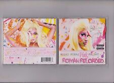 MINAJ NICKI - Pink Friday: Roman Reloaded  CD 2012