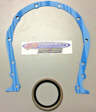 Fel Pro 45060 + 16020 Big Block Chevy Gen 4 396 454 Timing Cover Gasket And Seal